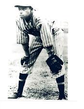 Judy Johnson Pittsburgh Crawfords 8X10 Photo Baseball