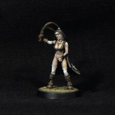 Brother Vinni Miniatures Dirty Nun With Lash In High Boots