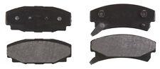 Disc Brake Pad Set Disc Brake Pad Rear Parts Plus Raybestos PPB354M
