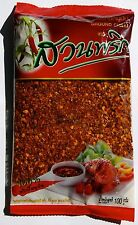 AUTHENTIC THAI CHILLI POWDER - CONDIMENT - COOKING - VERY HOT -  INT POST