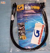 kit 2 durites de frein aviation Avant GOODRIDGE Honda CBR 600 RR 2005/2006 neuf