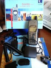 MOBILE PHONE THURAYA HUGHES 7101 with integrated satellite, GSM and GPS technol