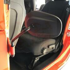 For Jeep Wrangler Door off Mirrors for JK JKU JL 87 - 19 Side RearView Mirror HG