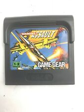 Aerial Assault (Sega Game Gear, 1992) cart only TESTED & WORKING VERY GOOD COND!