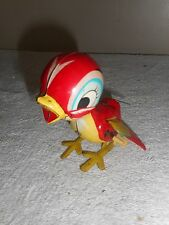 VINTAGE MIKUNI MECHANICAL CHICKEN WITH FLAPPING WINGS - TIN WIND UP TOY JAPAN