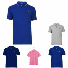 Boys' 100% Cotton Short Sleeve Sleeve Collared T-Shirts, Tops & Shirts (2-16 Years)
