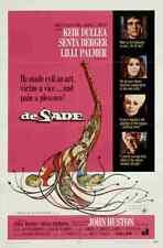 De Sade 01 Film A3 Poster Print