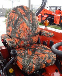 Kubota Seat Cover for Tractor L3240,L3940,L4060,L4240,L5040,L5240,L5740 M Series