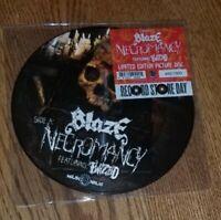 "Blaze Ya Dead Homie - Necromancy 7"" Vinyl Record RSD Twiztid Triple Threat MNE"