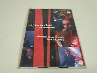 JJ8- U2 VERTIGO TOUR LIVE IN GLENDALE ARIZONA APRIL 2005 DVD NUEVO REPRECINTADO