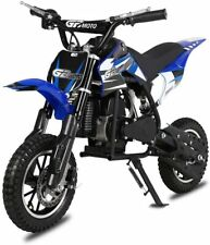 49Cc 2-Stroke Kids Off-Road Dirt Bike Gas Powered Motorcycle(Oil Mix Required)
