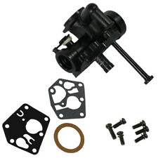 Fuel Gas Tank Mower Carburetor Carb For Briggs Stratton 499809 498809A 494406
