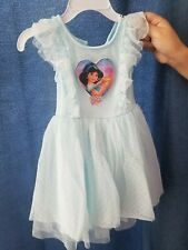 Disney jasmine dress sz 2t