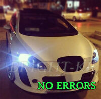 2x SEAT LEON MK2 FR Super Bright 8SMD Side Light LED ERROR FREE UPGRADE Bulbs