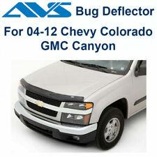 AVS Bugflector Smoke Hood Protector For 04-12 GMC Canyon Chevy Colorado - 22049