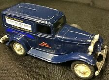 Ertl 1:25 1932 Ford Delivery Van Bank Thomas English Muffin