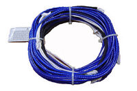 BULLET LINES 75' COATED SPECTRA WAKEBOARD WATER SKI ROPE MAINLINE NON STRETCH