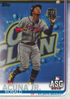 2019 Topps Update Ronald Acuna Jr. All-Star Game US220 Atlanta Braves