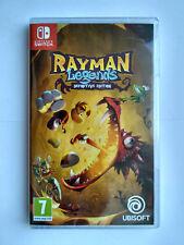 Rayman Legends Definitive Edition Nintendo Switch PAL Brand New Sealed