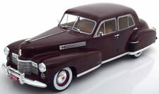 MCG 1941 Cadillac Fleetwood Serie 60 Special Sedan Dark Red 1/18 Scale New!