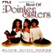 Pointer sisters Black Music power-Best of (1995)