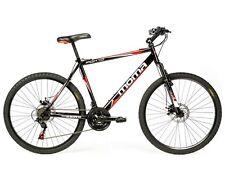 """Bicicleta Montaña Mountainbike MTB BTT 26"""" SHIMANO, DOBLE DISCO y SUSPENSIÓN"""