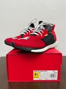 2*18 NEW Adidas Solar Hu Glide M CNY Men's Shoes Size 8.5