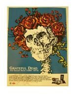 The Grateful Dead Poster Golden Road