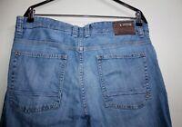 CAMEL ACTIVE Mens Jeans Blue Denim HUDSON Stretch Trousers 5 pockets W35 L32
