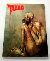 Taboo #5  SpiderBaby Graphic Novel, Clive Barker Horror, Rare TPB