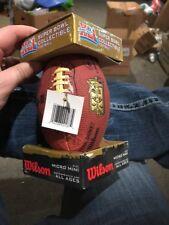 Rare Super Bowl XLI S Florida Wilson Micro Mini The Duke Football Stadium Only