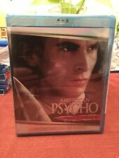 American Psycho Blu ray. Uncut Version. Christian Bale. Brand New