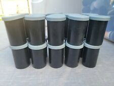 Lot Of 20 Empty 35mm Film Canisters *Free Shipping*
