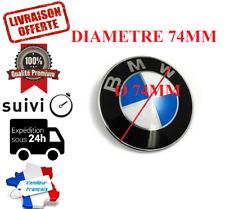 Emblème BMW Coffre 74mm Insigne Logo M3 E30 E36 E39 E46 E90 E92 E81 E39 E60 E61