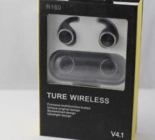R160 Ture Wireless Cuffie Auricolari Auricolare Bluetooth V4.1 - colore NERO