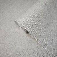 Vinyl non woven gray textured Wallpaper faux fabric textures plain wallcoverings