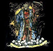 KING REAPER DEATH WANTS UR SKULL SWEATSHIRT  210