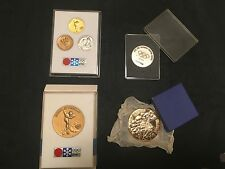 1972 SAPPORO OLYMPIC MEDAL PLUS 1964 TOKYO MEDAL
