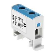 Anschlußklemme Hauptklemme 1,5-16mm2 blau 1P OTL 16 MAA1016B10 Morek 3743