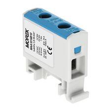 Verteilerblock f. Al/Cu 1,5-16mm2 blau 1P OTL 16 MAA1016B10 Morek 3743