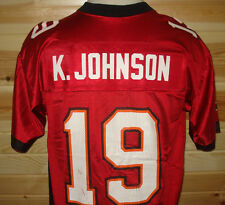 2abf60076 Large Reebok 19 Keyshawn Johnson Tampa Bay NFL Jersey Super Bowl Party Shirt