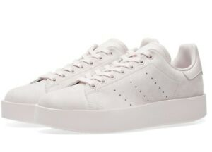Adidas Originals Stan Smith Bold W Womens platform Sneakers DA8641 Orctin/Orctin