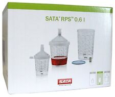 SATA 1010438 RPS Cups .6L 125 micron filter box of 60