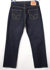 Levi's Strauss & Co Hommes 751 Droit Jambe Slim Jean Taille W34 L30 BCZ665