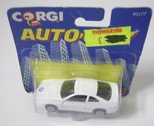VINTAGE 1993 CORGI AUTO-CITY UNOPENED CARDED White BMW 850i CSI Die Cast Car 8cm