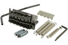 GOTOH 510TS-SF1 2-point Tremolo Steel Block & Stamped Steel Saddles -Cosmo Black