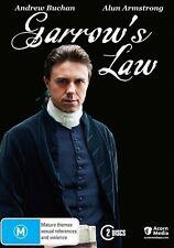 Garrow's Law : Series Season 1 (DVD, 2015, 2-Disc Set) New Region Free