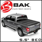 BAK BAKFlip MX4 Hard Folding Tonneau Bed Cover Fits 2015-2020 Ford F-150 5.5'