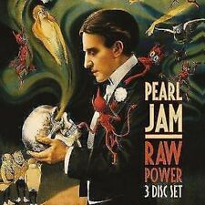 Pearl Jam - Raw Power (2CD+DVD) Nuevo 3X CD