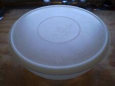 Vintage Tupperware #274 Fix N Mix 26-cup Sheer Bowl w/ Sheer Seal #224